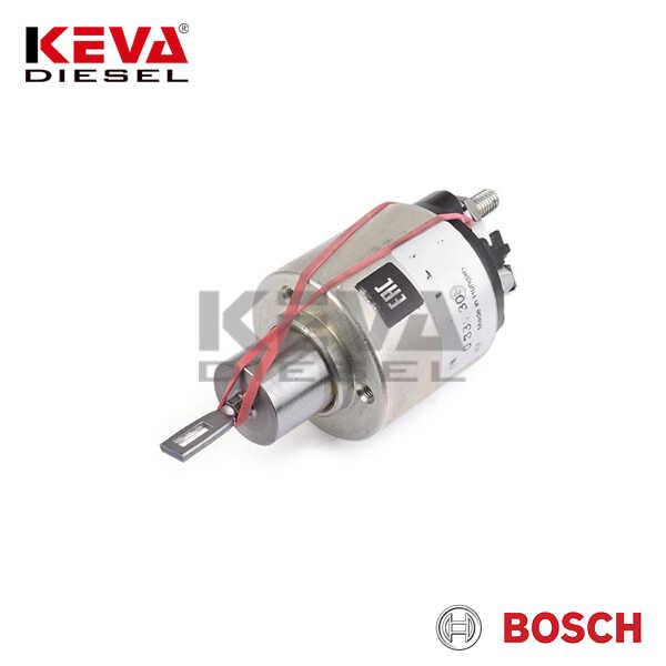 0331303007 Bosch Solenoid Switch for Mercedes Benz, Volkswagen
