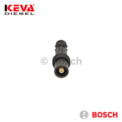Bosch - 0356100107 Bosch Spark Plug Connector, Suppressed for Fiat
