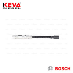 Bosch - 0356912950 Bosch Spark Plug Cable, Single (EE 950) (Silicone) for Mercedes Benz