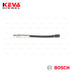 Bosch - 0356912954 Bosch Spark Plug Cable, Single (EE 954) (Silicone) for Mercedes Benz