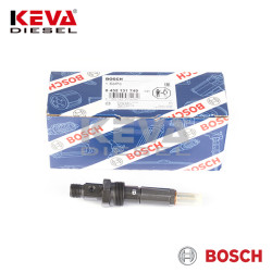 Bosch - 0432131749 Bosch Injector (EH17) (Conv. Type) for Case, Cdc (Consolidated Diesel Co.), Cummins, New Holland