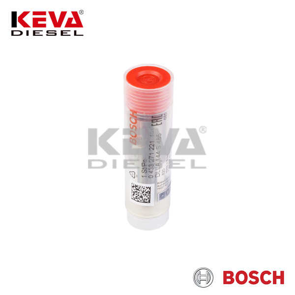 0433271221 Bosch Injector Nozzle (DLLA144S485) (Conv. Inj. S) for Kassbohrer, Liebherr, Mercedes Benz, Mtu