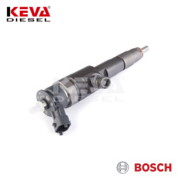 0445110339 Bosch Common Rail Injector (CRI2) for Citroen, Ford, Peugeot - Thumbnail