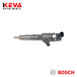 Bosch - 0445110340 Bosch Common Rail Injector (CRI2) for Citroen, Fiat, Ford, Peugeot
