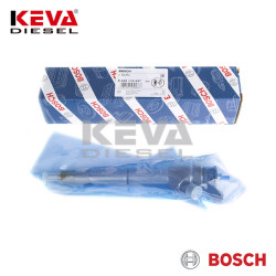 Bosch - 0445110657 Bosch Common Rail Injector (CRI2) for Case, Iveco, John Deere, New Holland