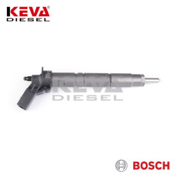 Bosch - 0445115063 Bosch Common Rail Injector (CRI3) (Piezo) for Chrysler, Jeep, Mercedes Benz