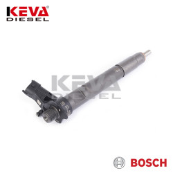 Bosch - 0445115067 Bosch Common Rail Injector (CRI3) (Piezo) for Chrysler, Dodge, Jeep
