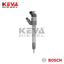 Bosch - 0445120011 Bosch Common Rail Injector (CRIN1) for Fiat, Iveco