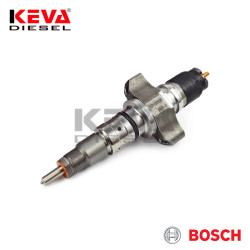 Bosch - 0445120054 Bosch Common Rail Injector (CRIN2) for Case, Heuliez, Irisbus, Iveco