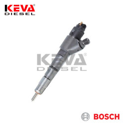 Bosch - 0445120067 Bosch Common Rail Injector (CRIN2) for Khd-Deutz, Volvo