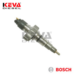 Bosch - 0445120075 Bosch Common Rail Injector (CRIN2) for Case, Iveco, New Holland
