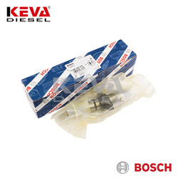 Bosch - 0445120079 Bosch Common Rail Injector (CRIN1) for Case, Iveco