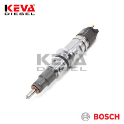Bosch - 0445120161 Bosch Common Rail Injector (CRIN3) for Cummins, Ford, Temsa