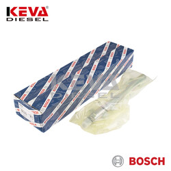 Bosch - 0445214107 Bosch Diesel Fuel Rail (CR/V./.10-2S) (P/Cars) for Fiat, Hyundai, Iveco