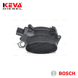 Bosch - 0928400520 Bosch Air Mass Meter (HFM-5-6.4) (Gasoline) for Land Rover, Mg, Rover