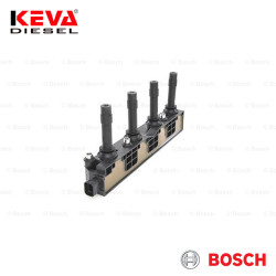 Bosch - 0986221039 Bosch Ignition Coil for Chevrolet, Fiat, Holden, Vauxhall, Opel