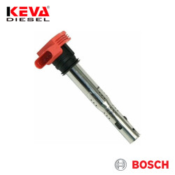 Bosch - 0986221052 Bosch Ignition Coil (ZS-PE PENCIL COIL 1X1) (Pencil Type) for Porsche, Volkswagen, Audi