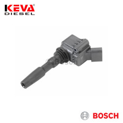 Bosch - 0986221057 Bosch Ignition Coil (ZS-K 1X1 PLUG TOP) (Compact) for Audi, Seat, Skoda, Volkswagen