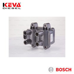 Bosch - 0986221060 Bosch Ignition Coil (ZS-K 2X2) (Module) for Dacia, Renault