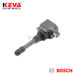 Bosch - 0986221061 Bosch Ignition Coil (ZS-K COMPACT COIL 1X1) (Compact) for Renault