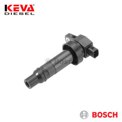 Bosch - 0986221062 Bosch Ignition Coil (ZS-P PENCIL COIL 1X1) (Pencil Type) for Hyundai, Kia