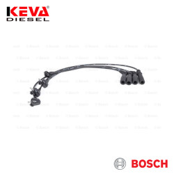 Bosch - 0986357171 Bosch Spark Plug Cable Set (B 171) (Silicone) for Toyota