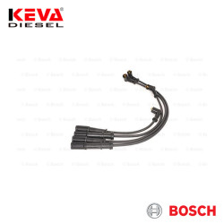 Bosch - 0986357816 Bosch Spark Plug Cable Set (Silicone) for Lancia, Fiat
