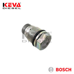 Bosch - 1110010012 Bosch Pressure Limiting Valve for Case, Cummins, Iveco, New Holland, Sfh Powertrain