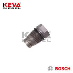 Bosch - 1110010028 Bosch Pressure Limiting Valve for Case, Cummins, Fendt, New Holland
