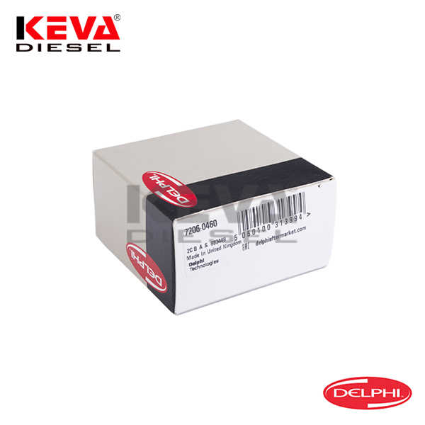 7206-0460 Delphi Control Valve (Smart Injector)