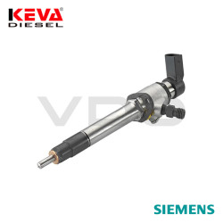 Siemens-VDO - A2C59513553 Siemens-VDO Common Rail Injector (CR) for Jaguar, Land Rover