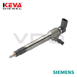 Siemens-VDO - A2C59517051 Siemens-VDO Common Rail Injector (CR) for Citroen, Ford, Land Rover, Peugeot