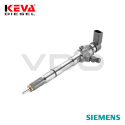 Siemens-VDO - A2C9626040080 Siemens-VDO Common Rail Injector (CR) for Audi, Seat, Skoda, Volkswagen