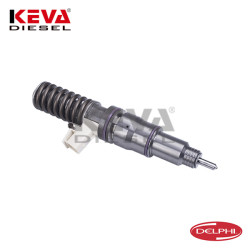 Delphi - BEBE4D34001 Delphi Unit Injector (EUI-E3,18) for Volvo