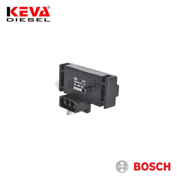 Bosch Fuel Pressure Sensor 0261545053