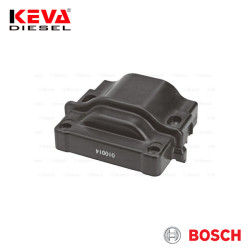 Bosch - F000ZS0117 Bosch Ignition Coil for Chevrolet, Geo, Holden, Isuzu, Toyota