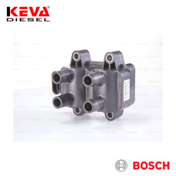 Bosch - F000ZS0221 Bosch Ignition Coil (ZS-K 2X2) (Module) for Dacia, Renault