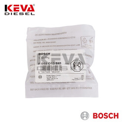 Bosch - F002D13641 Bosch Pulling Electromagnet for Iveco, Perkins, Tata