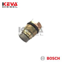 Bosch - F00N010001 Bosch Pressure Limiting Valve for International Truck, Iveco, Khd-Deutz