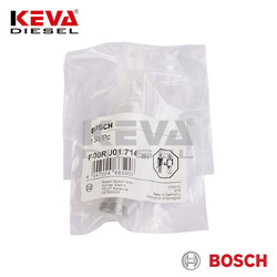 Bosch - F00RJ01714 Bosch Injector Valve Set (CRIN Inj.)