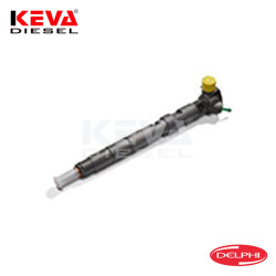 Delphi - R00301D Delphi Common Rail Injector (CR) (Euro 5) for Ssangyong