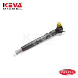 Delphi - R01001D Delphi Common Rail Injector (CR) (Euro 3) for Ford